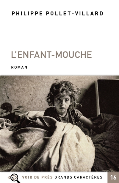 L' enfant-mouche : roman   Pollet-Villard, Philippe (1960-....). Auteur