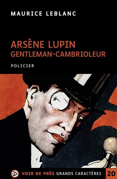 Arsène Lupin, gentleman-cambrioleur : policier