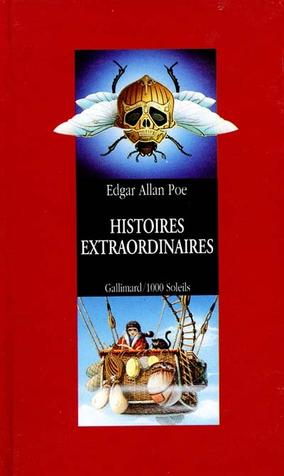 Histoires extraordinaires / Edgar Poe   Poe, Edgar Allan (1809-1849). Auteur