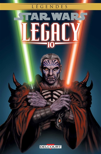 Star Wars Legacy. 10, Guerre totale / scénario John Ostrander, Jan Duursema | Ostrander, John. Auteur