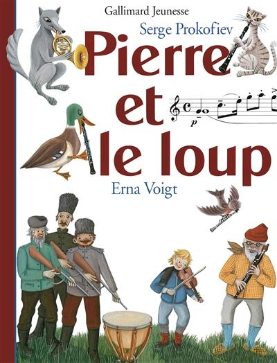 Pierre et le loup / Serge Prokofiev | Prokofʹev, Sergej Sergeevič (1891-1953). Auteur