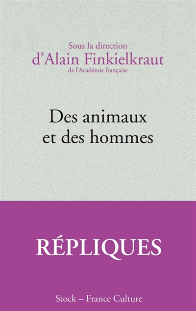 Des animaux et des hommes |