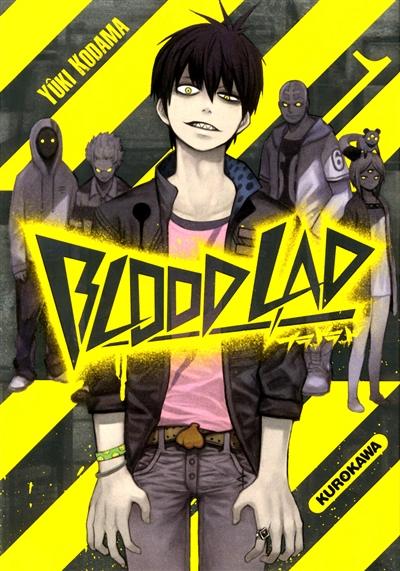 Blood lad. 1 | Yuki Kodama. Auteur