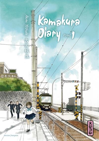 Couverture de : Kamakura diary v.1