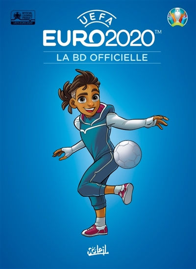 Euro 2020 : la BD officielle