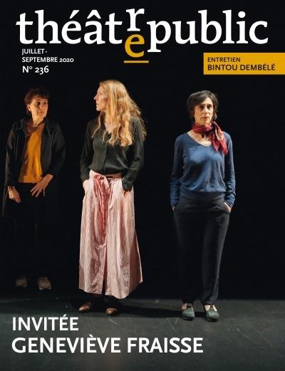 Théâtre-public, n° 236. Invitée Geneviève Fraisse