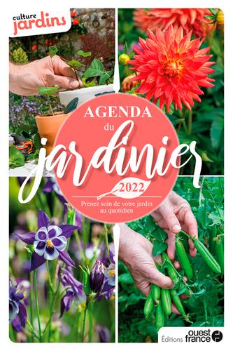 Agenda du jardinier 2022 : prenez soin de votre jardin au quotidien