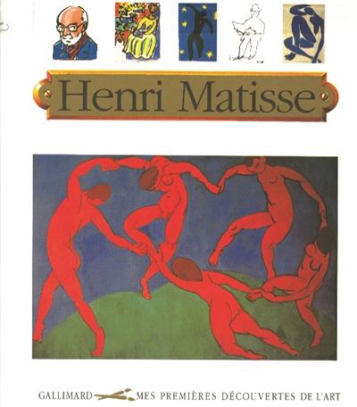 Henri Matisse / ill. par Jean-Philippe Chabot | Chabot, Jean-Philippe (1966-....). Auteur