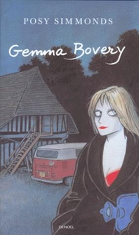 Gemma Bovery | Simmonds, Posy. Auteur