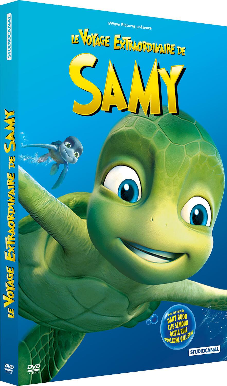 Le voyage extraordinaire de Sammy / Ben Stassen, réal. | Stassen, Ben. Réalisateur. Antécédent bibliographique