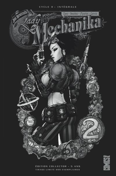 Lady Mechanika : intégrale. Cycle II