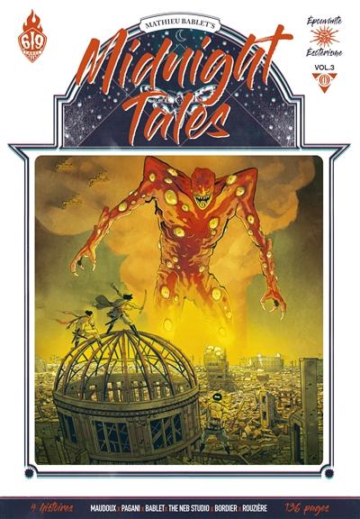 Midnight tales. 3 | Bablet, Mathieu (1987-....). Auteur