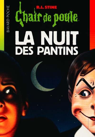 La nuit des pantins | Robert Lawrence Stine (1943-....)