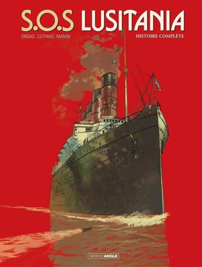 SOS Lusitania : histoire complète