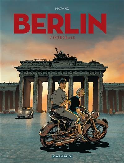 Berlin : l'intégrale / Marvano | Marvano (1953-....). Auteur