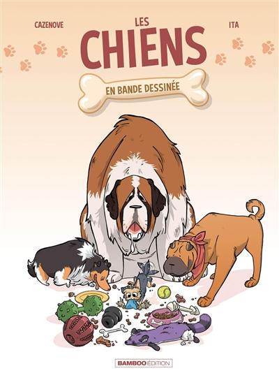 Les chiens en bande dessinée. Vol. 1