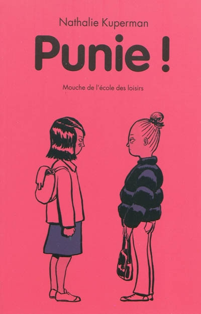 Punie ! | Kuperman, Nathalie. Auteur
