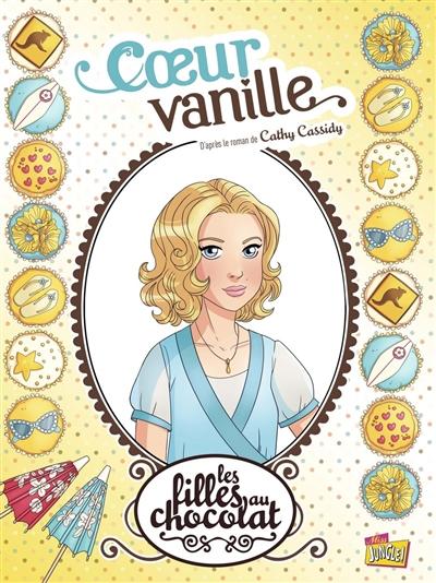 Coeur vanille | Grisseaux, Véronique. Auteur