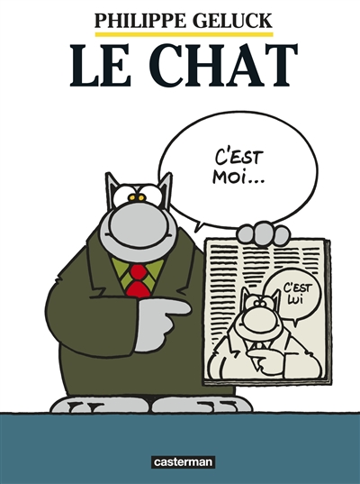 Le Chat. 1 / Philippe Geluck | Geluck, Philippe (1954-....). Auteur