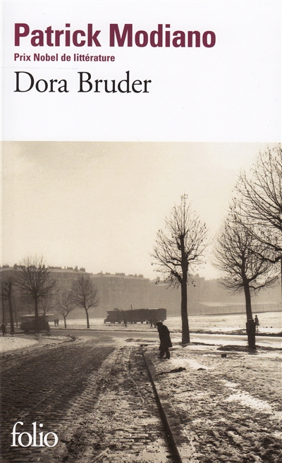 Dora Bruder   Modiano, Patrick (1945-....). Auteur