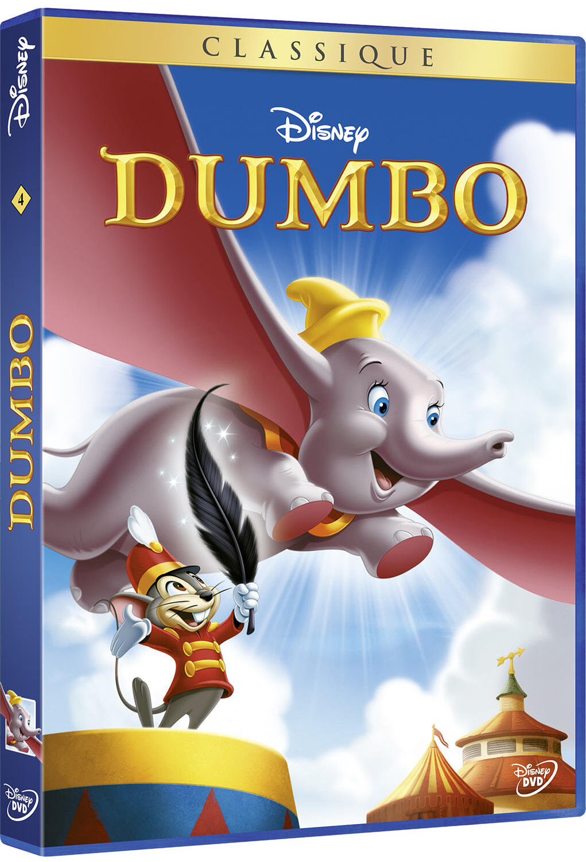 Dumbo / Dessin animé de Ben Sharpsteen   Sharpsteen, Ben. Metteur en scène ou réalisateur