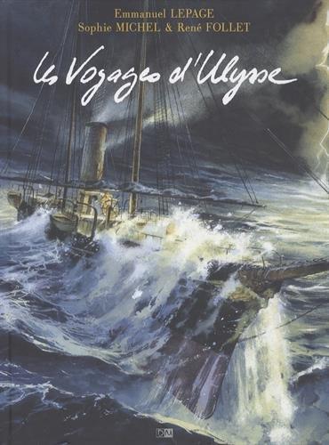 voyages d'Ulysse (Les) | Emmanuel Lepage, Auteur