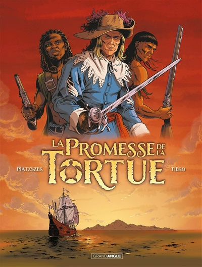 La promesse de la tortue. Vol. 2