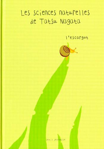 L'escargot | Tatsu Nagata. Auteur