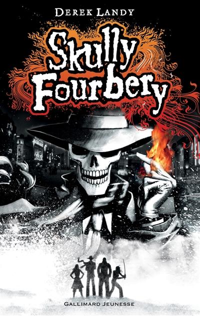 Skully fourbery | Landy, Derek. Auteur