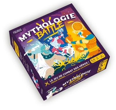 Mythologie battle : le jeu de combat des héros !