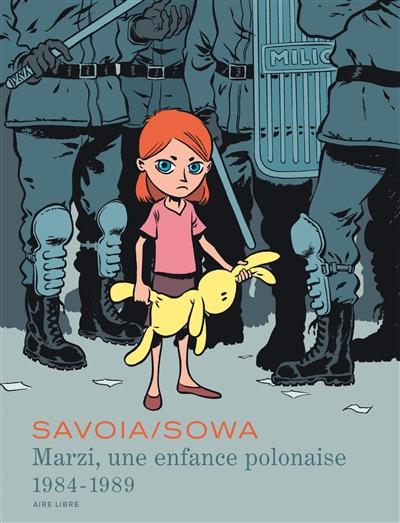 Marzi : intégrale. Vol. 1. Marzi, une enfance polonaise : 1984-1989