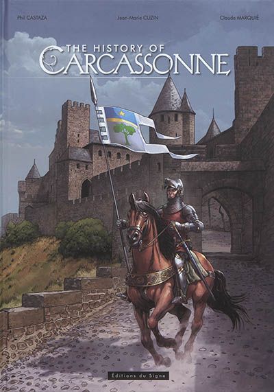 The history of Carcassonne