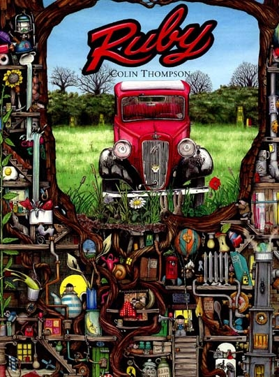 Ruby / Colin Thompson | Thompson, Colin (1942-....). Auteur