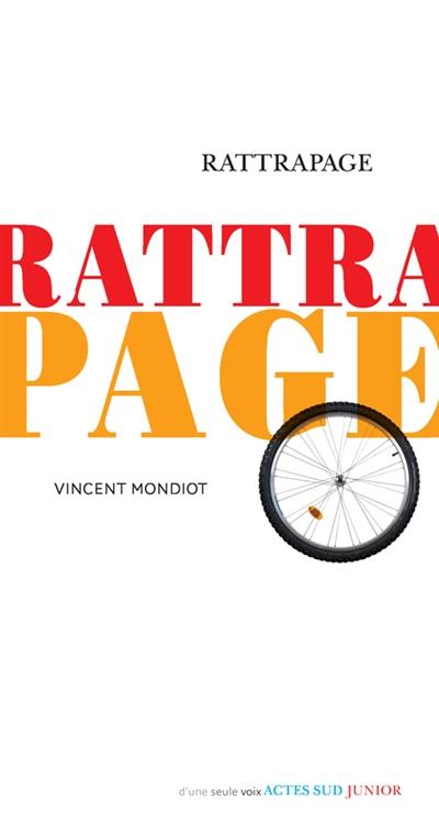 Rattrapage | Mondiot, Vincent (1984-....). Auteur