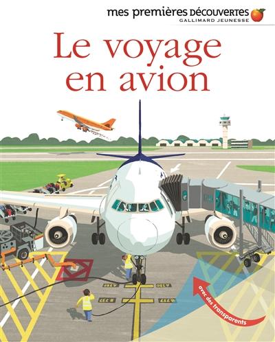 Le voyage en avion / illustré par Vincent Desplanche | Desplanche, Vincent (1969-....). Illustrateur