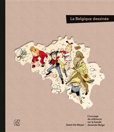 La Belgique dessinée
