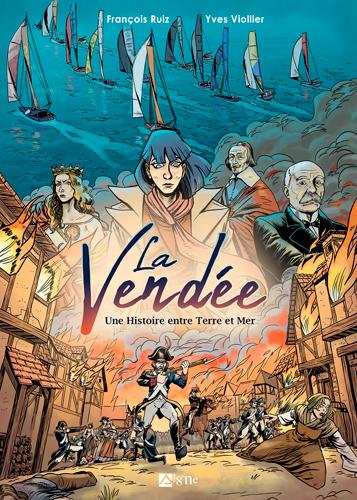 La Vendée : une histoire entre terre et mer