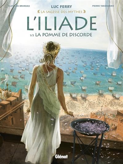 pomme de discorde (La) | Bruneau, Clotilde (1987-....). Auteur