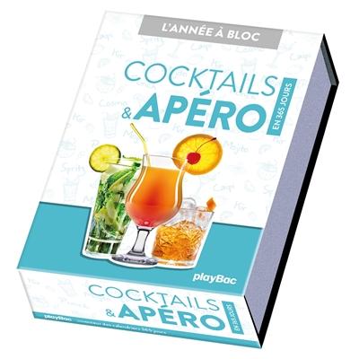 Cocktails & apéro : en 365 jours