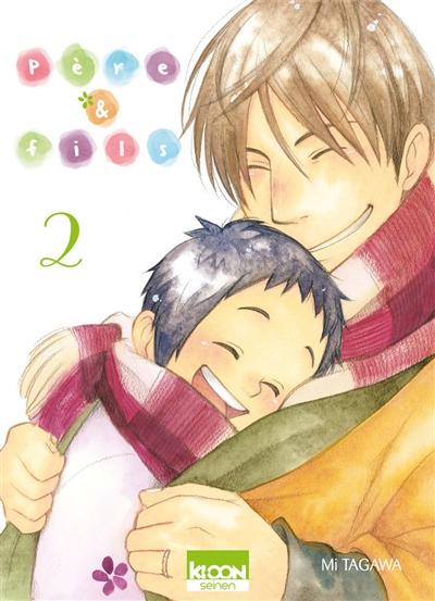 Père & fils. 2 | Tagawa, Mi. Auteur