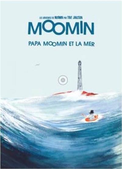 Les aventures de Moomin. Papa Moomin et la mer