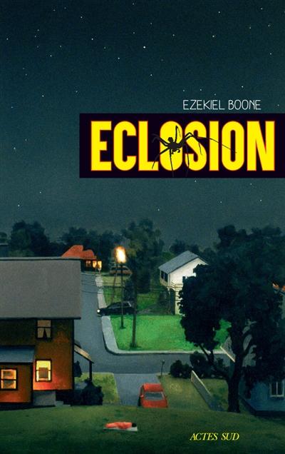 Couverture de : Eclosion