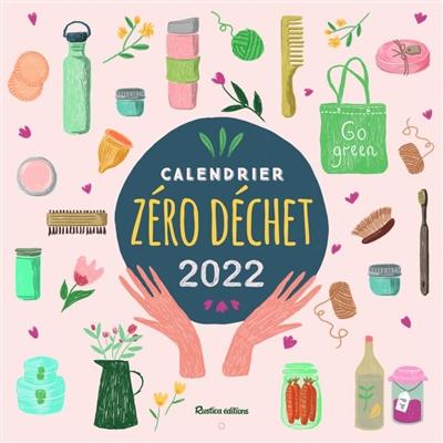 Calendrier zéro déchet 2022