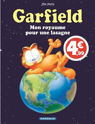 Garfield. Vol. 6. Mon royaume pour une lasagne