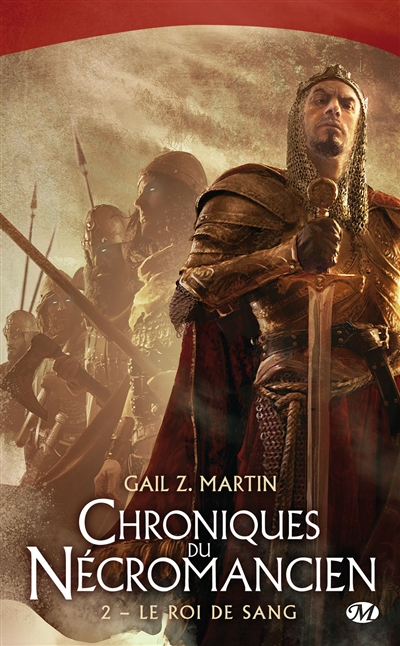 Le roi de sang | Martin, Gail Z.. Auteur