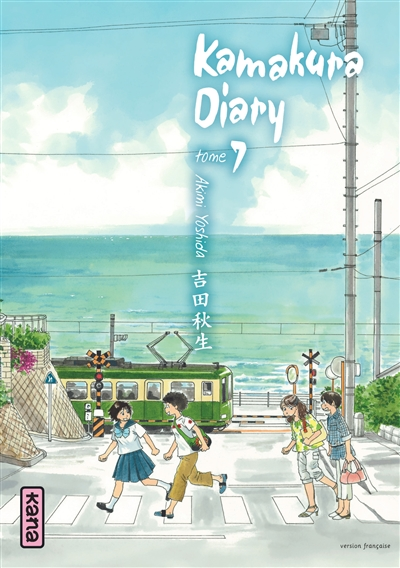 Kamakura diary. 7   Akimi Yoshida (1956-....). Auteur