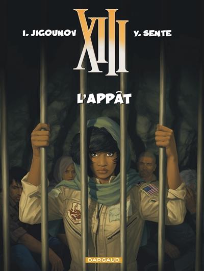 L' appât / I. Jigounov, Y. Sente   Žigunov, Ûrij (1967-....). Auteur