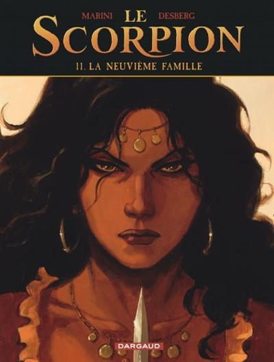 Le Scorpion. Vol. 11. La neuvième famille