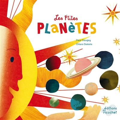 Les p'tites planètes : astronomie