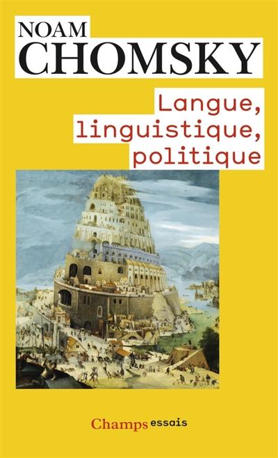Langue, linguistique, politique : dialogues avec Mitsou Ronat